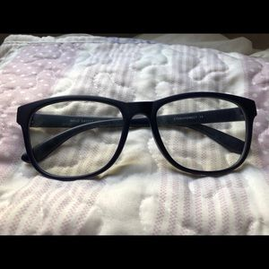 Navy Blue Blue Light blocking Glasses